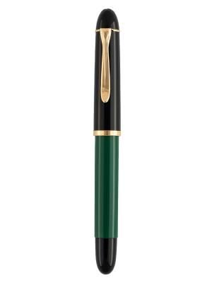 Pelikan M120 Yeşil Siyah Dolma Kalem - Thumbnail