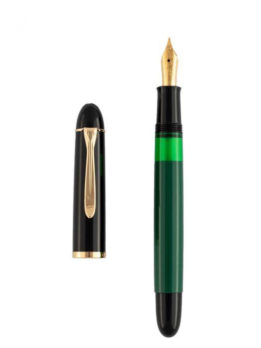 Pelikan M120 Yeşil Siyah Dolma Kalem