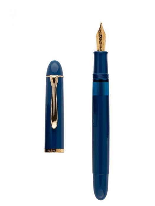 Pelikan M120 Iconic Blue M Dolma Kalem