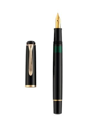 Pelikan M200 Black Dolma Kalem - Thumbnail