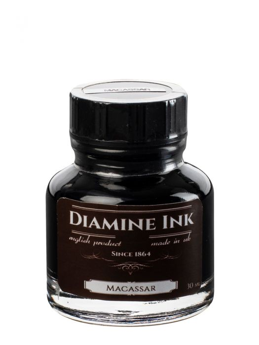 Diamine Macassar Şişe Mürekkep 30 ml