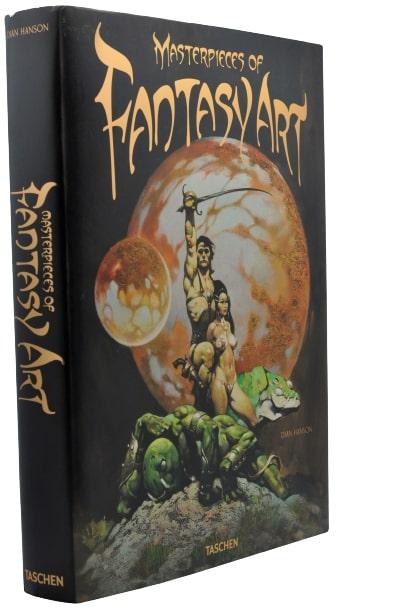 Taschen Masterpieces of Fantasy Art