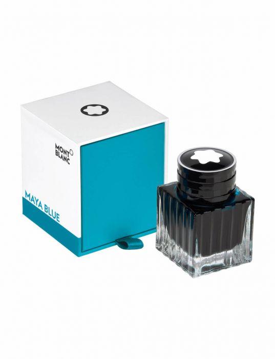 Montblanc Maya Blue Şişe Mürekkep 30 ml