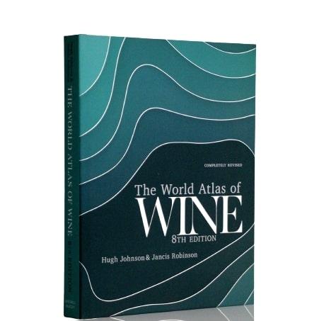 Mitchell Beazley The World Atlas Of Wine 8th Edition