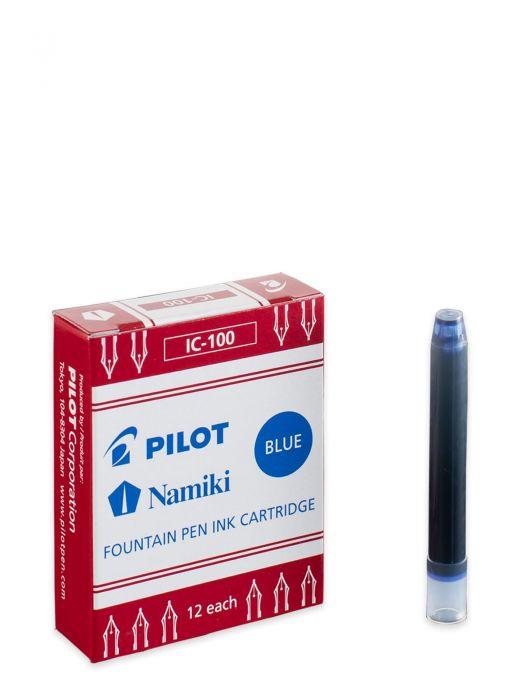 Pilot Namiki Mavi 12'li Kartuş