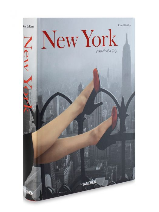 Taschen New York Portrait of a City