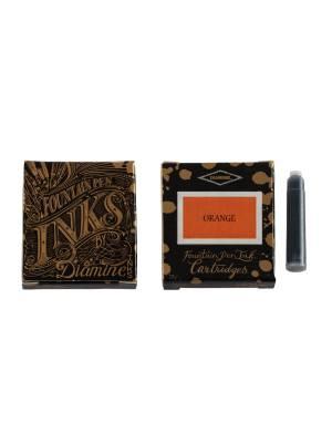 Diamine Orange 6'lı Kartuş - Thumbnail