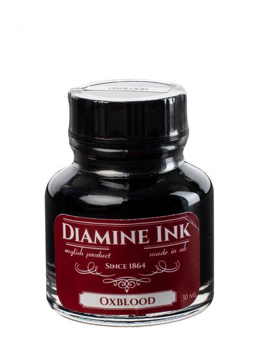 Diamine Oxblood Şişe Mürekkep 30 ml