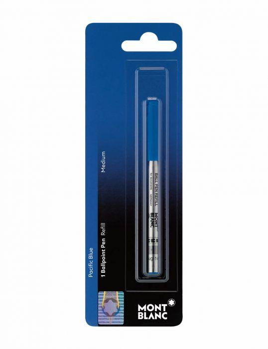 Montblanc Pacific Blue Tükenmez Kalem Yedeği (M)