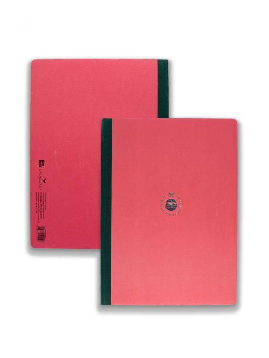 Flex Book Pembe Smart Yeşil Çizgili 21x29 cm