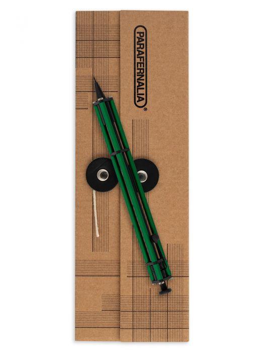 Parafernalia Revolution Koyu Yeşil Mekanik Kurşun Kalem
