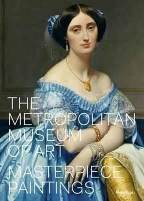 Rizzoli Newyork Electa The Metropolitan Museum of Art Masterpiece Paintings - Thumbnail