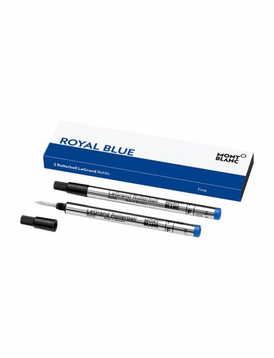Montblnac Royal Blue 2 Roller Kalem Legrand Yedeği (F)