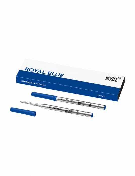 Montblanc Royal Blue 2 Tükenmez Kalem Yedeği (M)