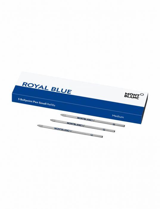 Montblanc Royal Blue 3 Small Tükenmez Kalem Yedeği (M)
