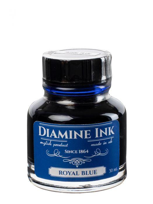 Diamine Royal Blue Şişe Mürekkep 30 ml