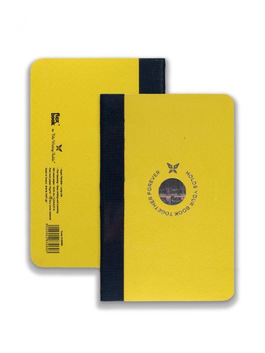 Flex Book Sarı Smart Mavi Çizgili 9x14 cm
