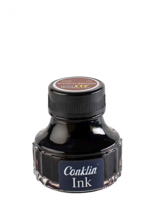 Conklin Scotch Brown Şişe Mürekkep 90 ml