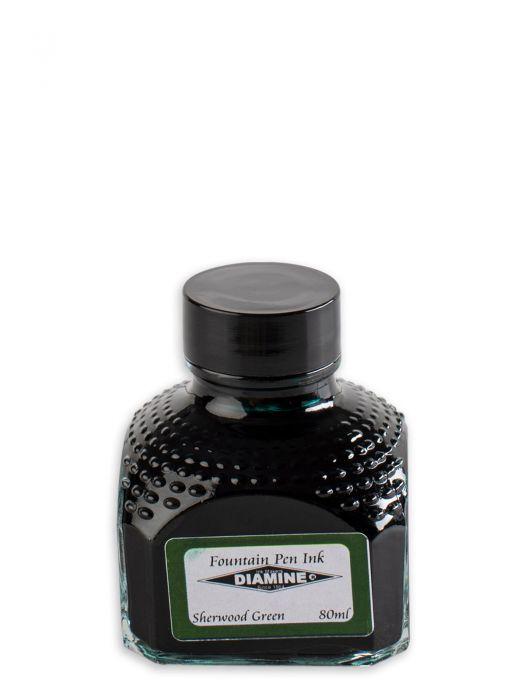 Diamine Sherwood Green Şişe Mürekkep 80 ml