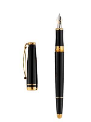 Cleoskribent Skribent Gold Black Dolma Kalem - Thumbnail