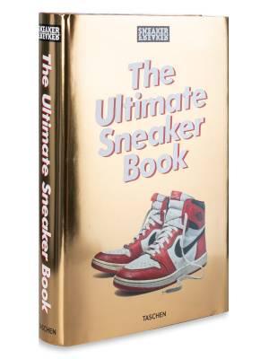 Taschen Sneaker Freaker The Ultimate Sneaker Book - Thumbnail
