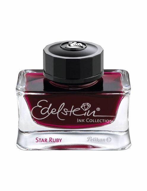 Pelikan Edelstein Star Ruby Şişe Mürekkep 50 ml