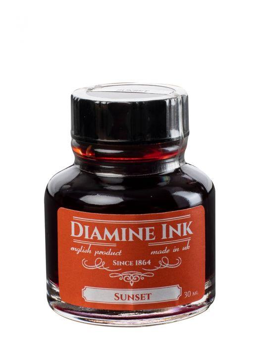 Diamine Sunset Şişe Mürekkep 30 ml