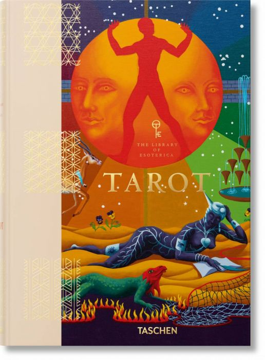 Taschen Tarot The Library of Esoterica