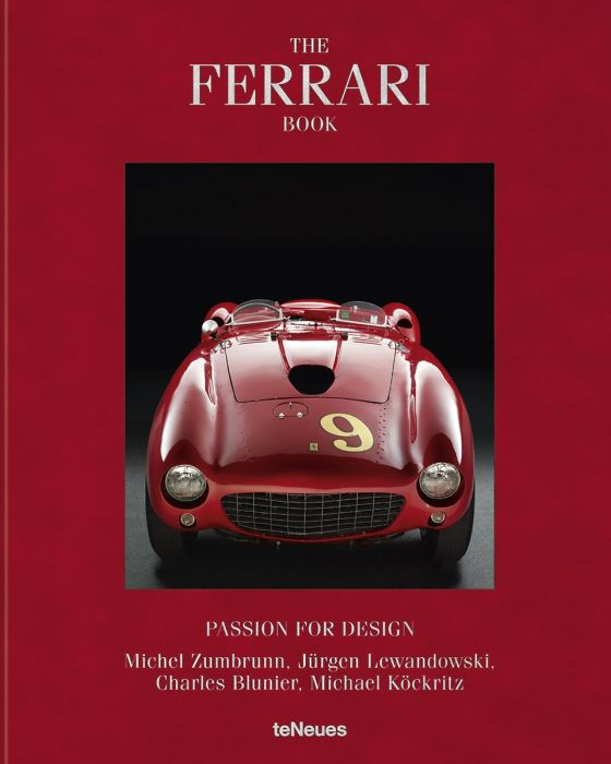 Teneues The Ferrari Book