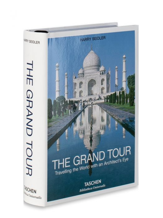 Taschen The Grand Tour Travelling The World With An Architect'S Eye