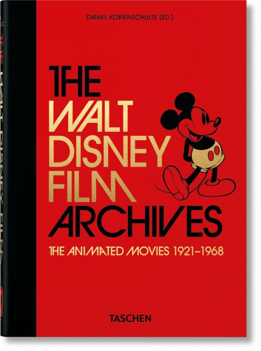 Taschen The Walt Disney Film Archives The Animated Movies 1921-1968