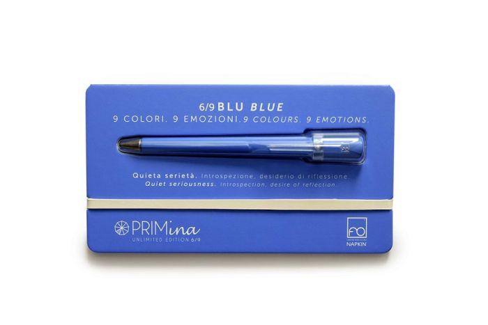Pininfarina Primina Mavi Çizim Kalemi
