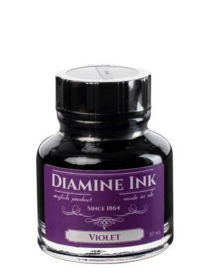 Diamine Violet Şişe Mürekkep 30 ml - Thumbnail