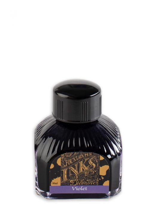 Diamine Violet Şişe Mürekkep 80 ml