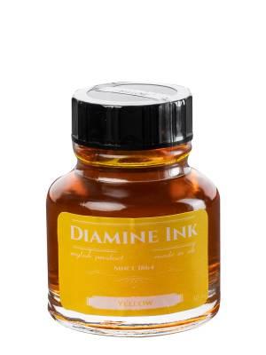 Diamine Yellow Şişe Mürekkep 30 ml - Thumbnail